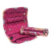 Danielle Creation Peony Jewellery Roll Bag