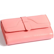 H & J Genuine Leather Wallet for Women 3 Size 3 Colour