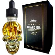 Jawbone Brothers Premium 100% Natural Beard Oil containing Jojoba and Argan Oil