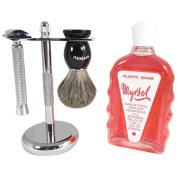 Barbero Spanish Shaving Kit with Myrsol