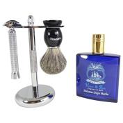 Barbero Sailor Shaving Kit with Vetiver Rum