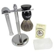Barbero Shaving Kit + Free Alum Block.