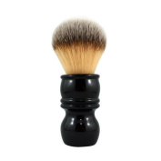 RazoRock BARBER HANDLE Plissoft Synthetic Shaving Brush - 24mm