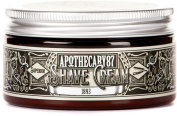 Apothecary 87, 1893 Soft Scented Shaving Cream - Sandalwood and Vanilla