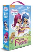 Fabulous Friends! (Shimmer and Shine) (Friendship Box) [Board book]