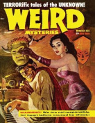 Weird Mysteries: March 1959
