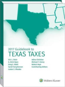 Texas Taxes, Guidebook to