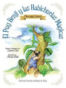 El Pug Benji y Las Habichuelas Magicas - Libro Para Colorear [Spanish]