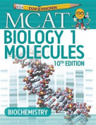 10th Edition Examkrackers MCAT Biology I