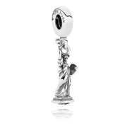 Pandora Statue of Liberty Sterling Silver Charm No. 791077