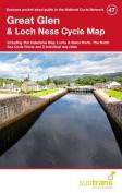 Great Glen & Loch Ness Cycle Map 47