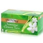 Twinings Jasmine Green Tea 25 Sachets/box Light Flavour