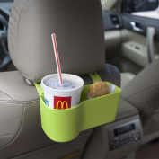 Faguan Premium Car Headrest Seat Back Organiser Cup Holder Drink Pocket Food Tray Universal Liberate your hands. Safe and convenient