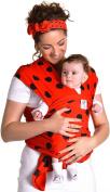 Amazing Ladybug Baby Wrap