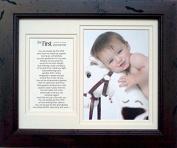 First Grandchild 8x10 Framed Print