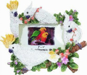 Dog Picture Frame - Cockatoos