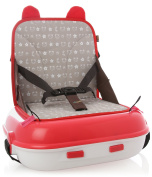 Lil' Jumbl Travel Booster Seat | Carry Pack Storage
