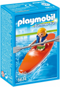 Playmobil Kid with Kayak 6674