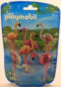 Playmobil - Zoo Theme - Flock of Flamingos