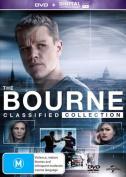 The Bourne Quadrilogy DVD  [5 Discs] [Region 4]