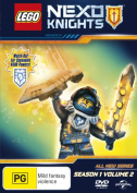 LEGO Nexo Knights Season 1 Volume 1Disc [2 Discs] [Region 4]