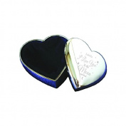To The Moon & Back SP Heart Trinket Box