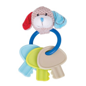 Bigjigs Toys Bruno Key Rattle