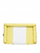 Picci I20PU00 Changing Mat Plain-Yellow