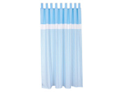 Minififia Drapes Thin Stripes Blue and Light Blue