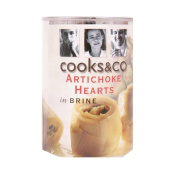 Cooks & Co   Artichoke Hearts in Brine   2 x 390g