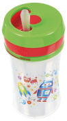 Tigex Colours Collection Cup with Straw for Boys 270 ml