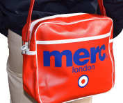 Merc Red Airline Shoulder Bag