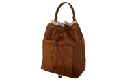 Curuba Backpack Modes in Cognac Mixed