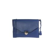 Trussardi Woman Handbag in Genuine Dollar Leather 100% Calf - 33x23x4 Cm