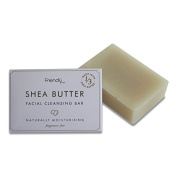 (Pack Of 2) Shea Butter Facial Cleansing Bar | FRIENDLY SOAP