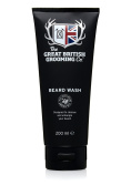 The Great British Grooming Company Beard Wash
