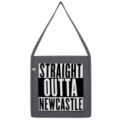 Twisted Envy Straight Outta Newcastle Tote Bag