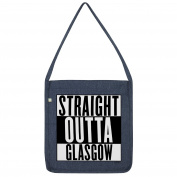 Twisted Envy Straight Outta Glasgow Tote Bag