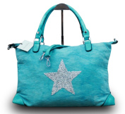 My-Musthave Women's Tote Bag Green Mint Medium