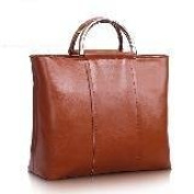 Handbag / diagonal package female leather / commuter package