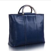 Handbag / diagonal package female leather / commuter package