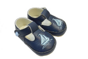 New Boys Baby Shoes Pram Little Cutie traditional The Boat 9408