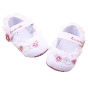 Ouneed ® Cute Baby Girls Toddler Shoes Baby Soft Sole Crib Walker Shoes