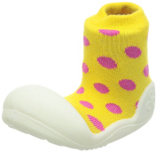 Attipas Baby / Toddler First Walking Shoes - Polka Design