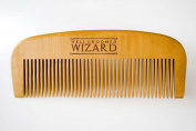 Single Sided Wooden Beard & Hair Comb - High Quality Beard Care By Well Groomed Wizard