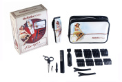 BABYLISS Men's Pin Up Clipper Kit Stainless Steel Blades Clipper
