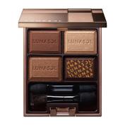 Kanebo Lunasol SELECTION DE CHOCOLAT EYES 02 Chocolat Amer