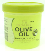 Proline Olive Oil Hair & Scal Food - Nourishes & Strengthens