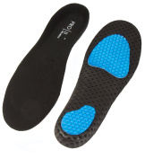 Lightweight AIR gel orthotic insoles for plantar fasciitis with unique breathable and comfort design