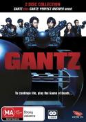 GANTZ MOVIES 1 & 2 COLLECTION [DVD_Movies] [Region 4]
